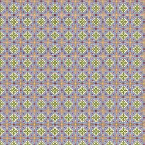 seventies linoleum, alternate colors