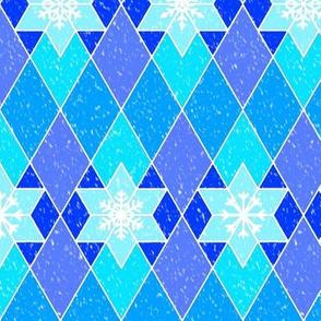 Snowy Argyle