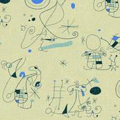 Miró Moderne 1d