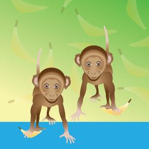 Neutral - Baby Monkeys