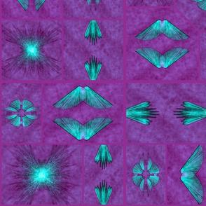 DBN Bug Dreams in Purple