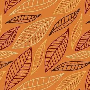 GEO Leaves (orange)