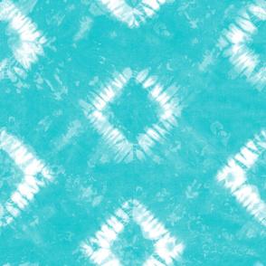Shibori 601 Aqua