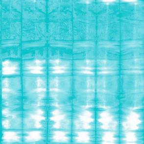 Shibori 619 Aqua