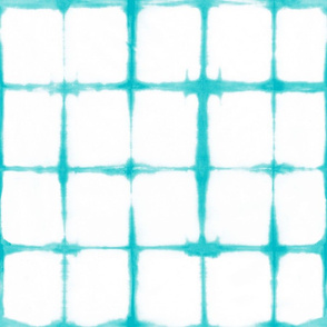 Shibori 603 Aqua