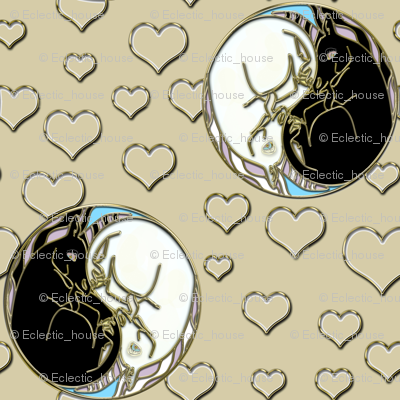 Runicorn_yin_yang_with_love_hearts_on_sand_preview