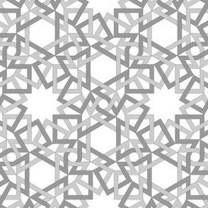 SC64 V21 kite weave 2 : grey