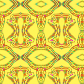 Yellow Tribal