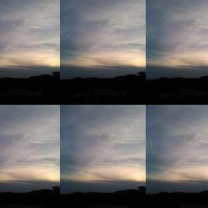 Grey Blue Skies