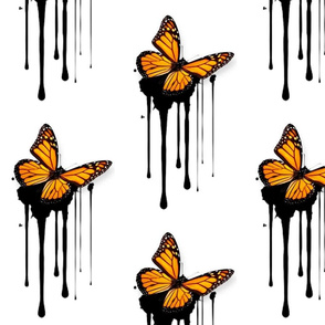 Butterfly Paint