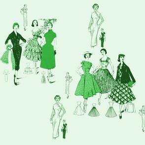 Fashion Forward the Greening