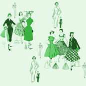 Fashion Forward, monochrome