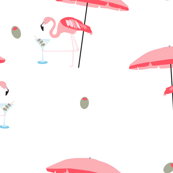 Flamingo Martini