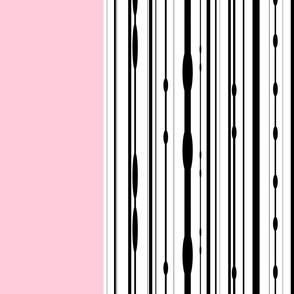 Pinkie Stripe