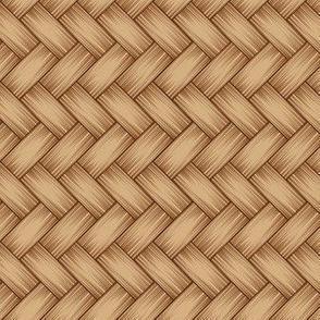 Basket Rattan Texture