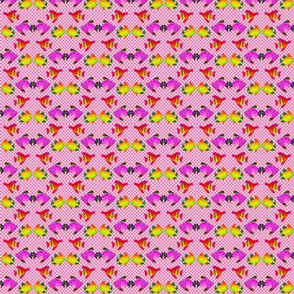 GIMP_SSD_fish_sketches_plasma_checkerboard_bkgd_pink