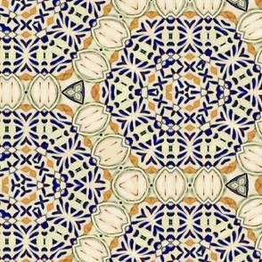 Talavera hex mex tiles