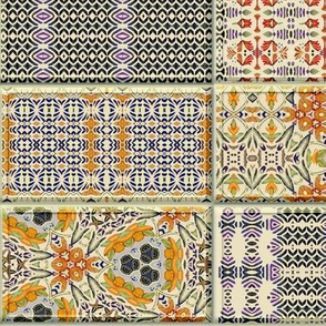 Horizontal Talavera Tiles