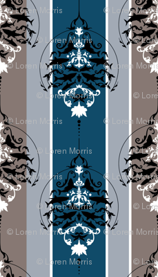 Black-and-white-damask-wallpaper_preview