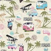 Summer Travelling