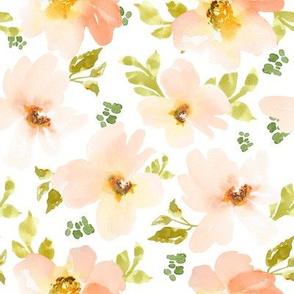 Cute Peachy Flor