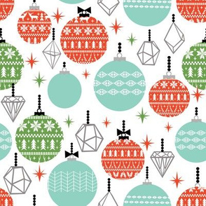 ornaments scandi festive holiday ornaments christmas holiday white background kids christmas ornaments fabric cute designs for kids