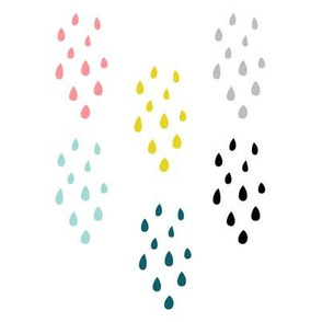 Kid You'll Move Mountains - Raindrops