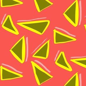 Techno XVI (2016) (Triangles)