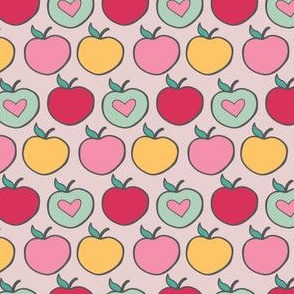Sweet Apples and Hearts