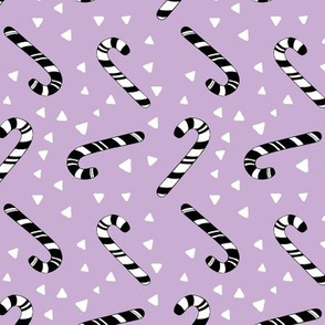 candy canes || thistle