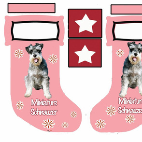 miniature_schnauzer__pink_xmas_stocking