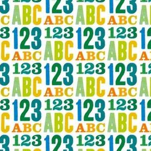 ABC 123 (green)
