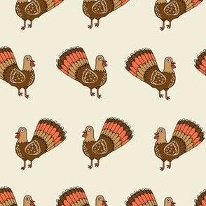 turkey // off-white cream background autumn fall thanksgiving fall usa