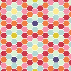 hexagon 96Vi8 : spring