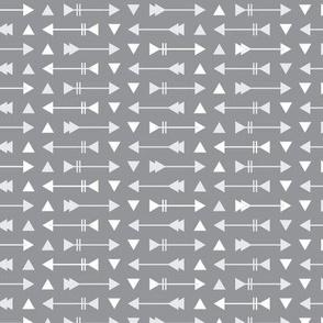 Arrow Stripes - Whisper