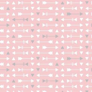 Arrow Stripes - Blossom