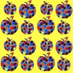 Spotty Apples (Big & Small)