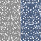 Vintage Belle - French Grey & Dove Grey