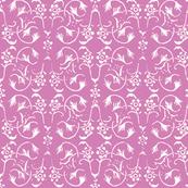 Vintage Belle - Pink Marl