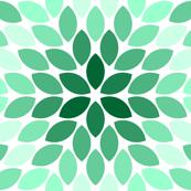 R6R lens 4 : jade green