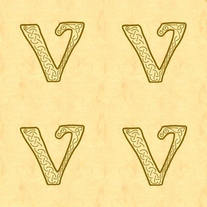 V-parchment-Aleph 1-4up