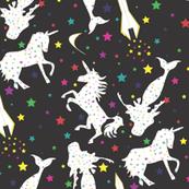 Mermaids and Unicorns night