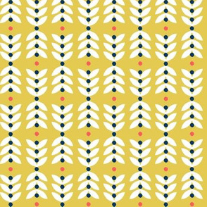 vine - mustard - small scale