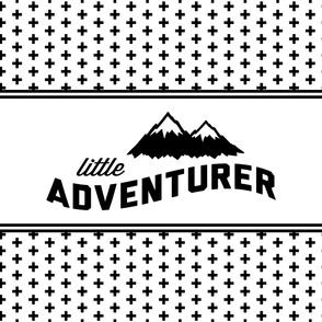 Little Adventurer 2 yard panel