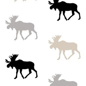 multi moose || the classic woodland collection