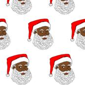 Santa Brown Skin