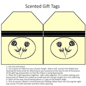Gift tag - classic