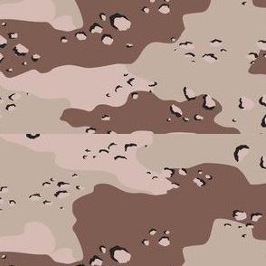 desert storm camo spandex