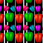 Rainbow Peppers