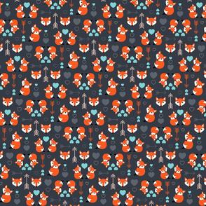 Bohemian Love Dark Foxy